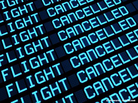台風で飛行機が欠航、ホテル(宿泊施設)のキャンセル料は払わ ...
