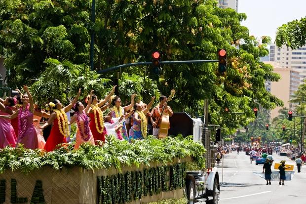 【ハワイ総研114】9月28日の盛大なパレードは見逃せない…ハワイの文化を満喫できる「アロハ・フェスティバル」を楽しもう