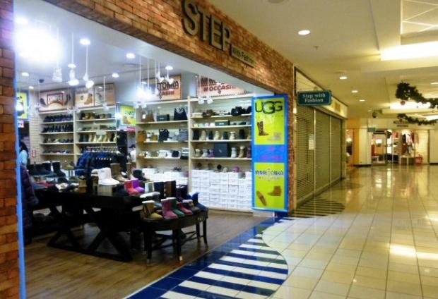 【教えてバンビーノQ301】UGGのブーツを買いたいの…マイクロネシアモールのお店「STEP」をのぞいてみてね