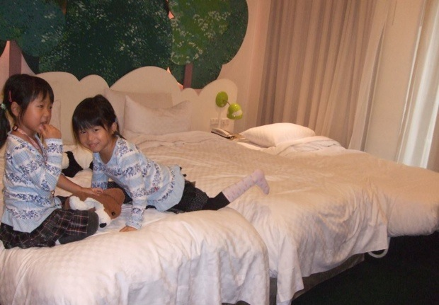 【ホテル】セルフランドリー完備の「ダンディーホテル 丹迪旅店」に宿泊