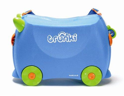トランキ ブルー