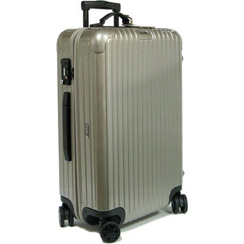 [リモワ] RIMOWA サルサジャパンオリジナル SALSA JAPAN ORIGINAL スーツケース 89507 104L 長期滞在向け 【5年保証・日本正規品】(サンドゴールド)